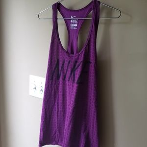 Nike dry fit athletic tank
